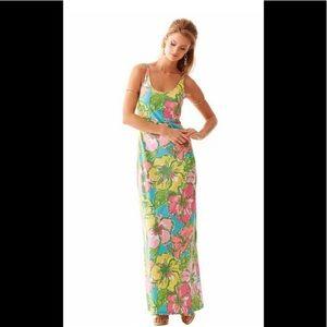 Lilly Pulitzer Palm Maxi Dress
